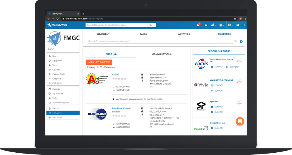 How To Manage My Maintenance Service Providers In My CMMS?