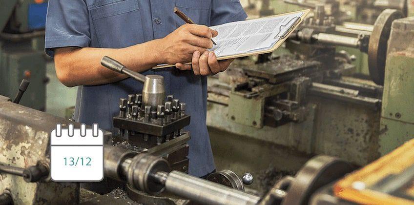 TPM et maintenance industrielle : définition et exemples