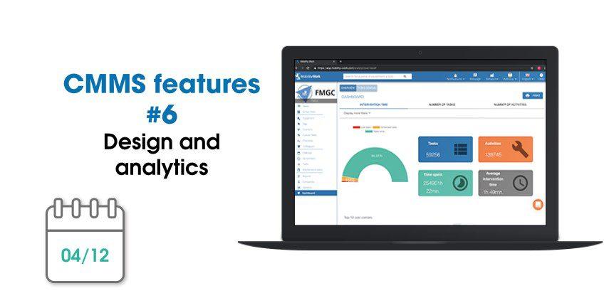 CMMS updates: design and analytics | December 2019