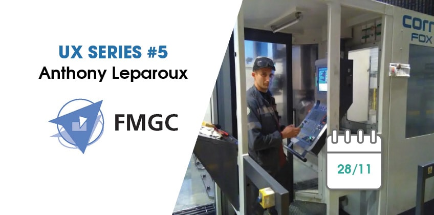 GMAO : UX Series 5: Mobility Work en FMGC