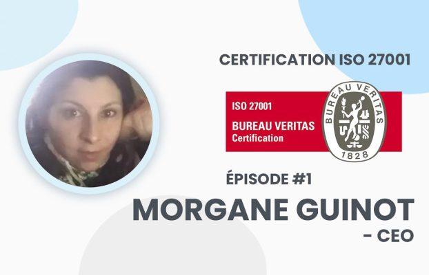 ¿Cuál es el papel del CEO en la obtención de la certificación ISO 27001?