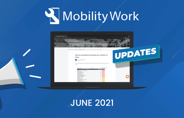 CMMS updates: search a checklist by keywords and analytical templates | June 2021