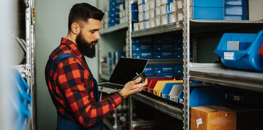 New templates to manage, analyze and update your spare parts inventory