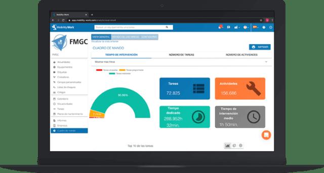 Analizar sus datos de mantenimiento en la GMAO