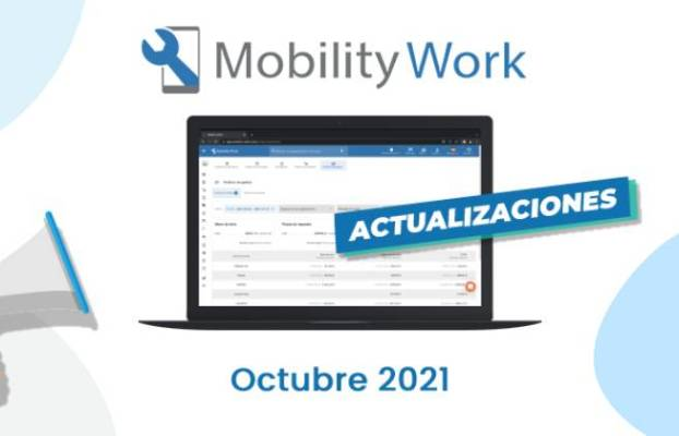Novedades GMAO: una nueva herramienta para analizar los gastos de mantenimiento | Octubre de 2021