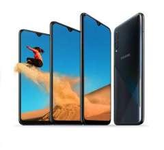 Samsung Galaxy A10s, A20s, A30s