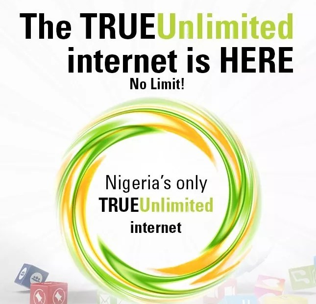 Smile TrueUnlimited internet