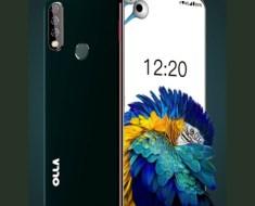 "OLLA V9 Pro goes on sale; packs 6.35"" display, 3GB RAM, 32GB storage 1"