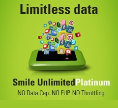smile true unlimited data plan