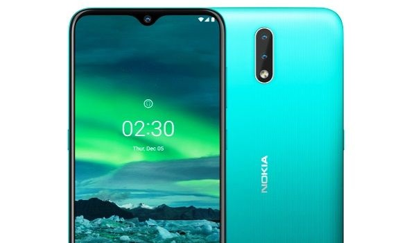 Nokia 2.3 affordable smartphone wth good cameras