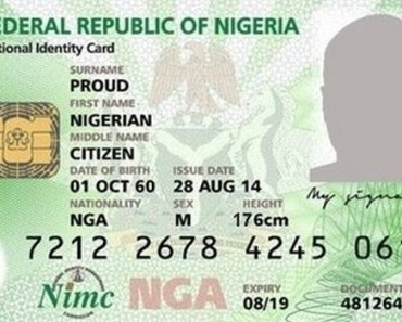 nimc national identity card