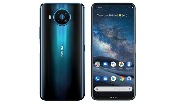 Nokia 8.3 price in Nigeria