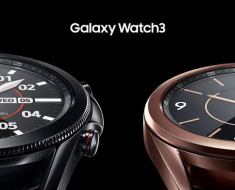 The SAMSUNG Galaxy Watch 3: a smartphone on your wrist? 1
