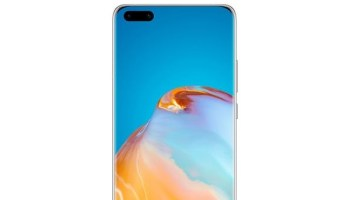 best selfie camera phones in Nigeria - Huawei P40 pro