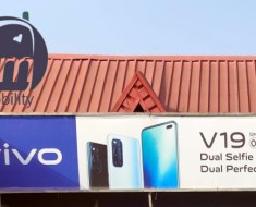 vivo v19 building marketing at computer village lagos