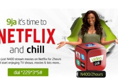 Etisalat quickly launches Netflix streaming data plan 20