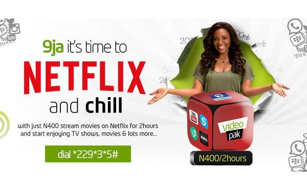 Etisalat quickly launches Netflix streaming data plan 19