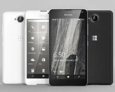 Lumia 650 - last Lumia