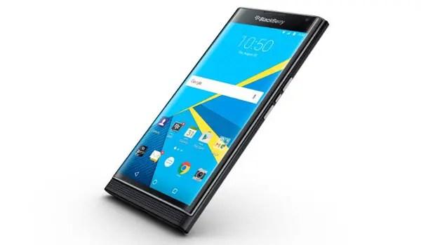 BlackBerry Priv to get Marshmallow update soon 16