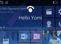 Using Windows Hello's iris recognition 20