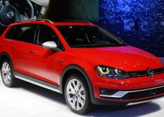 Photos: the 2017 Volkswagen Golf All track 23