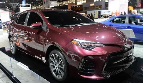 2017 Toyota Corolla Special Edition 1