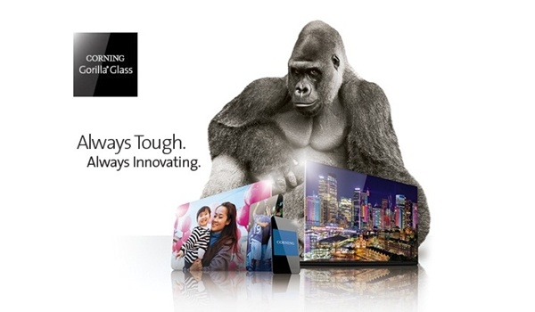 Gorilla Glass' competitors