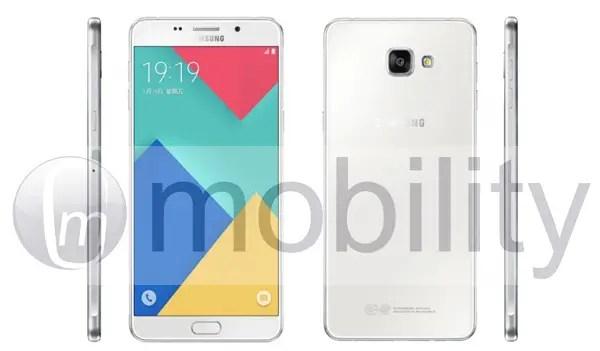 Samsung Galaxy A9 Pro: Big Battery; Big Display 1