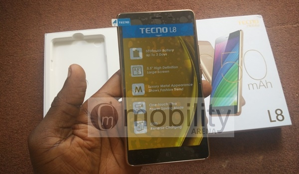 Big Difference: The TECNO L8 Review 13
