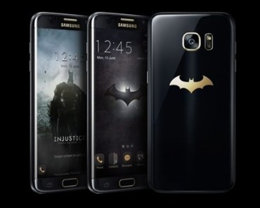 galaxy s7 edge injustice edition batman