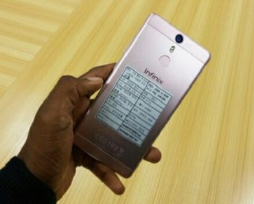 Image leak and specs of the upcoming Infinix Hot S X521 33