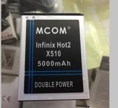 Infinix Hot2 X510 5000mah