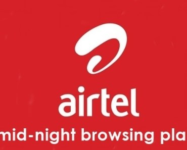 Airtel mid-night browsing plan
