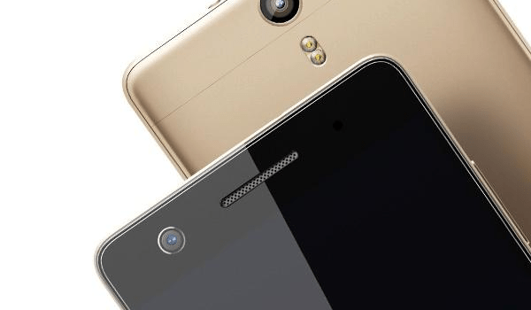Infinix Hot S X521 4G LTE smartphone