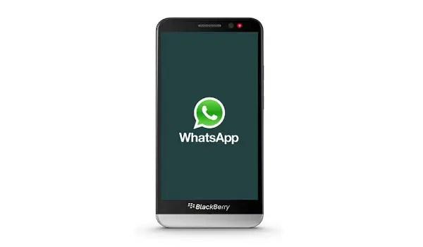 WhatsApp for BlackBerry