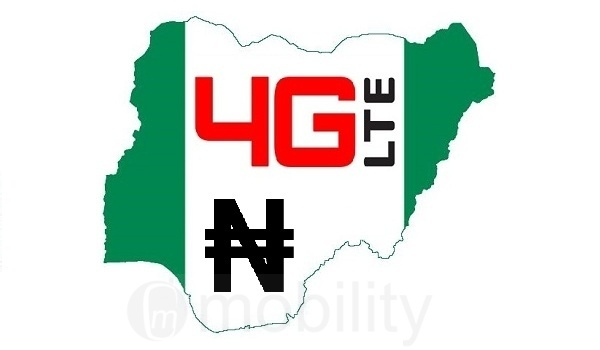 the best 4G network in Nigeria