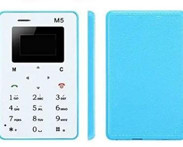 Aeku M5 card phone