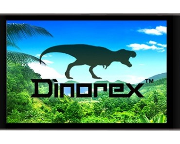 Dinorex Glass
