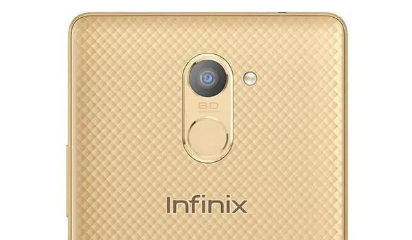 infinix hot 4 lite camera