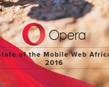 Opera Mobile Report