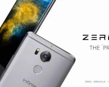 Infinix Zero 4 - the Pro