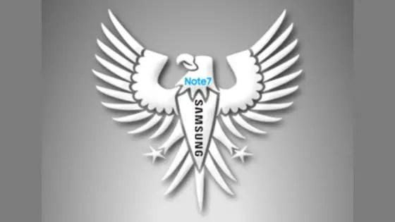 Note 7 Rebels logo