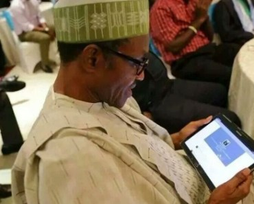 Buhari app