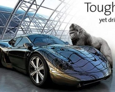Gorilla Glass for car