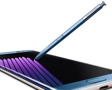Samsung reveals why Galaxy Note 7 caught fire 11