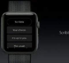 Apple Watch Scribble