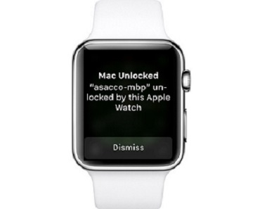 How to unlock your Mac with Apple Watch 18