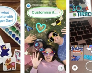 Facebook launches Messenger Day, another Snapchat clone 16