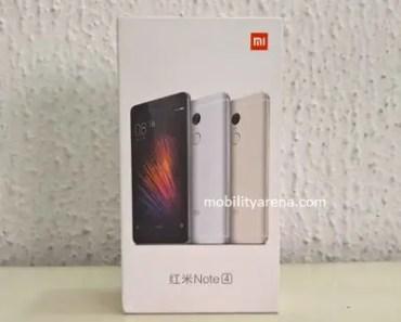 Brand New Xiaomi Redmi Note 4 Prime (3GB + 64GB Model) for Sale 1