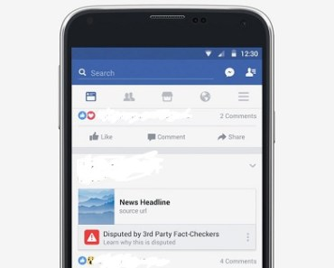 facebook disputed tool